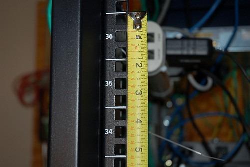 تنظیم رک شبکه - پسیو شبکه