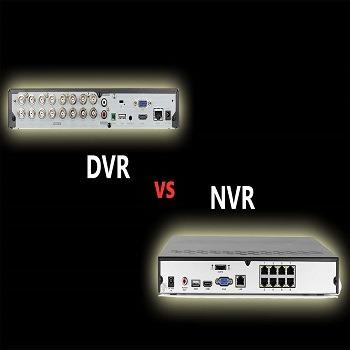 NVR DVR دستگاه ضبط