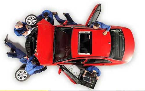 چکاپ و کارشناسی خودرو