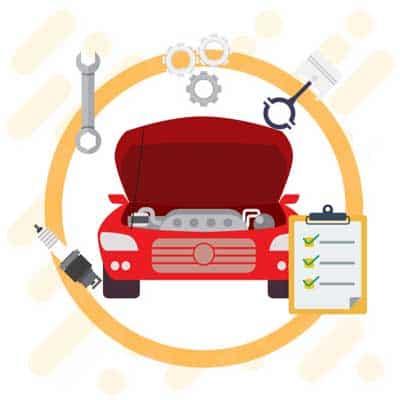 آموزش کارشناسی خودرو کارکرده