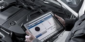 دستگاه دیاگ خودرو مشاغل فنی
