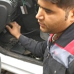 معین مظفری مکانیک خودرو
