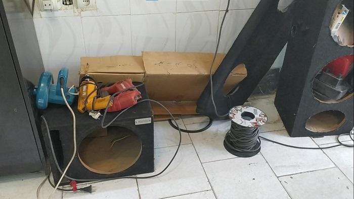 ابزارهای مورد نیاز برای نصب سیستم صوتی ماشین