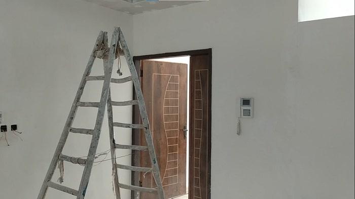 رنگ آمیزی خانه و ساختمان